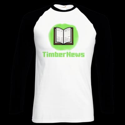 Motiv: Longsleeve Baseball T - Fraktion TimberNews