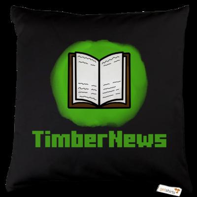 Motiv: Kissen Baumwolle - Fraktion TimberNews