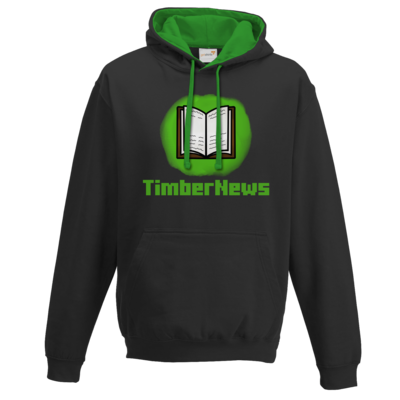 Motiv: Two-Tone Hoodie - Fraktion TimberNews