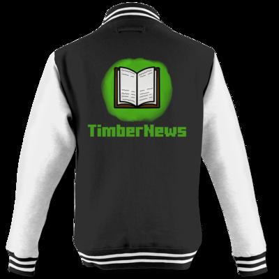 Motiv: College Jacke - Fraktion TimberNews