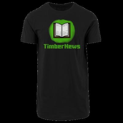 Motiv: Shaped Long Tee - Fraktion TimberNews