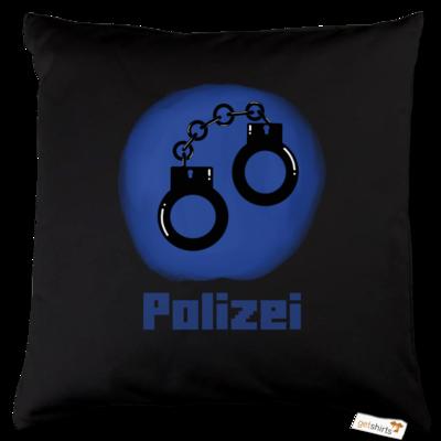 Motiv: Kissen Baumwolle - Fraktion Polizei