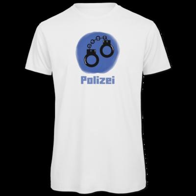 Motiv: Organic T-Shirt - Fraktion Polizei