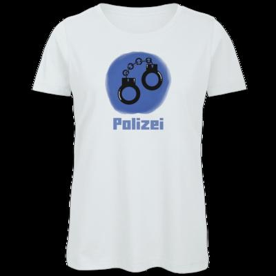 Motiv: Organic Lady T-Shirt - Fraktion Polizei