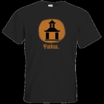 Motiv: T-Shirt Premium FAIR WEAR - Fraktion Yaku