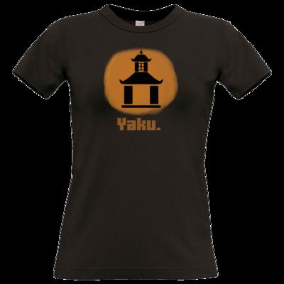 Motiv: T-Shirt Damen Premium FAIR WEAR - Fraktion Yaku