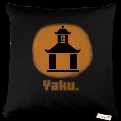 Motiv: Kissen Baumwolle - Fraktion Yaku