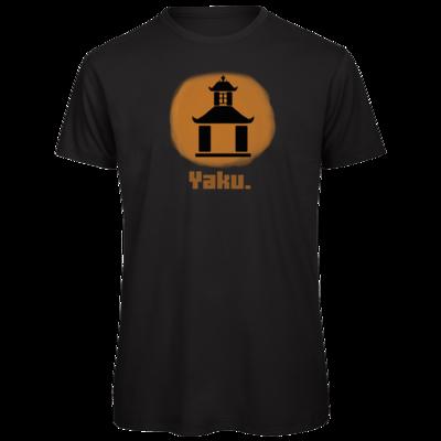 Motiv: Organic T-Shirt - Fraktion Yaku