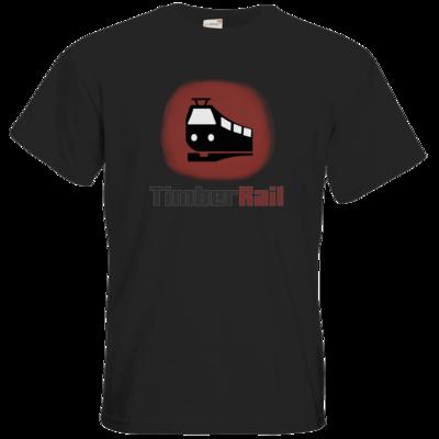 Motiv: T-Shirt Premium FAIR WEAR - Fraktion TimberRail