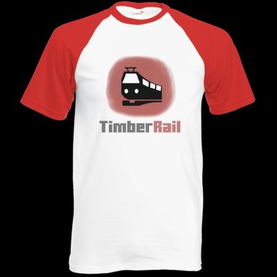 Motiv: Baseball-T FAIR WEAR - Fraktion TimberRail