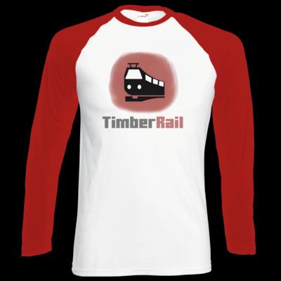 Motiv: Longsleeve Baseball T - Fraktion TimberRail