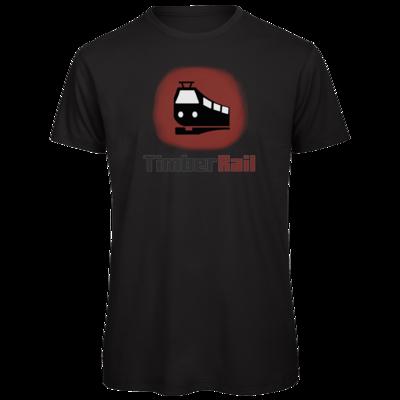 Motiv: Organic T-Shirt - Fraktion TimberRail