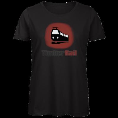 Motiv: Organic Lady T-Shirt - Fraktion TimberRail