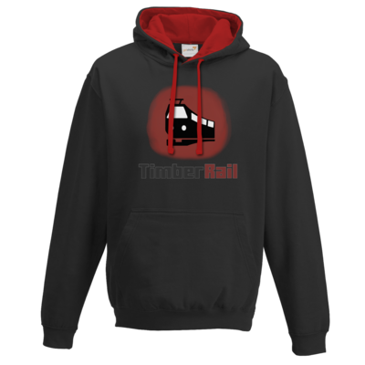 Motiv: Two-Tone Hoodie - Fraktion TimberRail