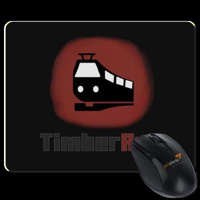 Motiv: Mousepad Textil - Fraktion TimberRail