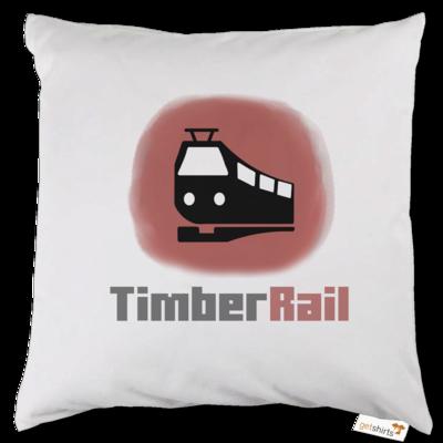 Motiv: Kissen - Fraktion TimberRail