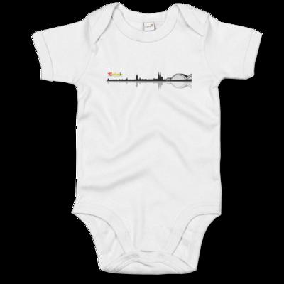 Motiv: Baby Body Organic - Coolonia Skyline