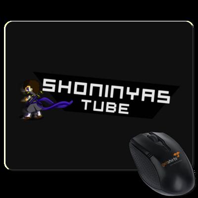 Motiv: Mousepad Textil - ShoninyasTube Banner (uebersaettigt)