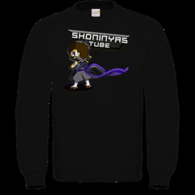 Motiv: Sweatshirt FAIR WEAR - minion+banner (uebersaettigt)