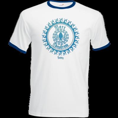 Motiv: T-Shirt Ringer - HeXXen 1733 - Mare Monstrum