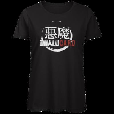 Motiv: Organic Lady T-Shirt - Dhalucard