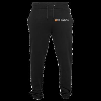 Motiv: Heavy Sweatpants - SizzleBrothers Logo
