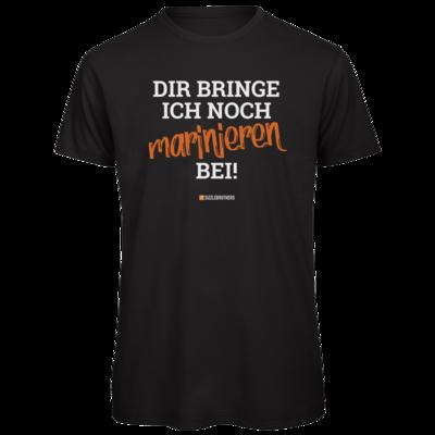 Motiv: Organic T-Shirt - Marinieren bei bringen!
