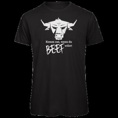 Motiv: Organic T-Shirt - Willste Beef?