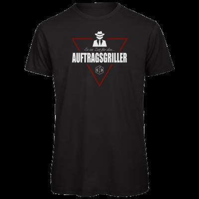 Motiv: Organic T-Shirt - SizzleBrothers - Grillen - Auftragsgriller