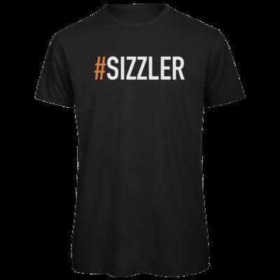 Motiv: Organic T-Shirt - SizzleBrothers - Grillen - Sizzler