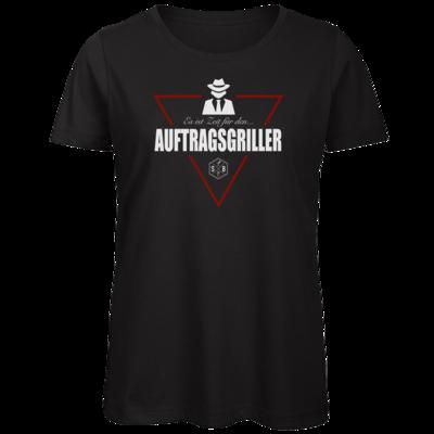 Motiv: Organic Lady T-Shirt - SizzleBrothers - Grillen - Auftragsgriller