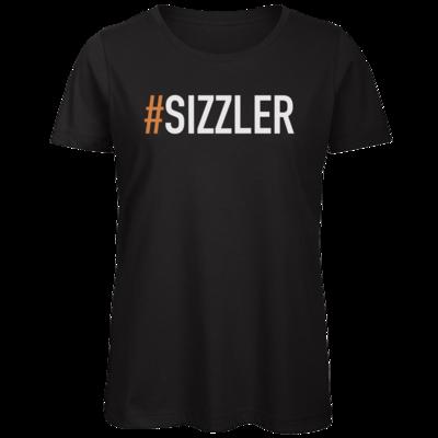 Motiv: Organic Lady T-Shirt - SizzleBrothers - Grillen - Sizzler