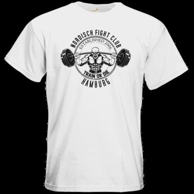 Motiv: T-Shirt Premium FAIR WEAR - NFC Train or Die