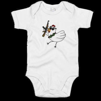 Motiv: Baby Body Organic - Terrorhuhn