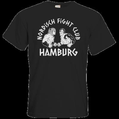 Motiv: T-Shirt Premium FAIR WEAR - NFC Vikings
