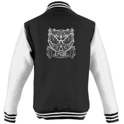 Motiv: College Jacke - Tribal_SW