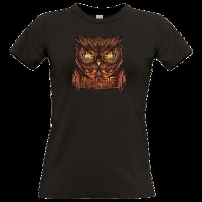 Motiv: T-Shirt Damen Premium FAIR WEAR - Tribal_color