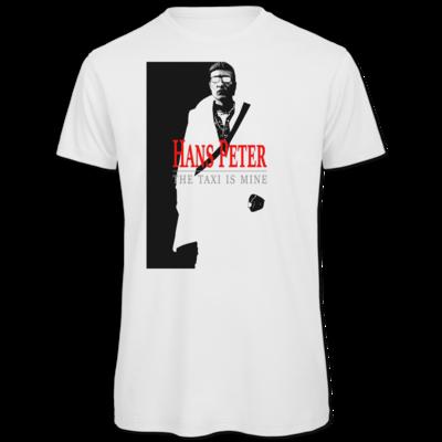Motiv: Organic T-Shirt - TaxiDon