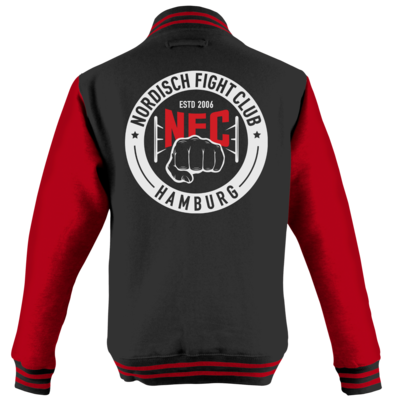Motiv: College Jacke - NFC Logo Classic