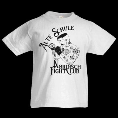 Motiv: Kids T-Shirt Premium FAIR WEAR - Alte Schule