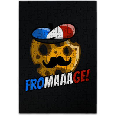 Motiv: Puzzle - Fromaaage