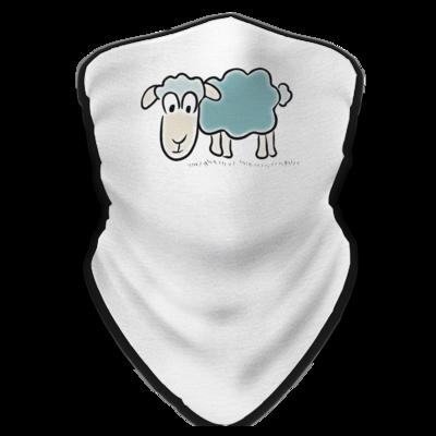 Motiv: Schlauchtuch - ZOS Original Schaf