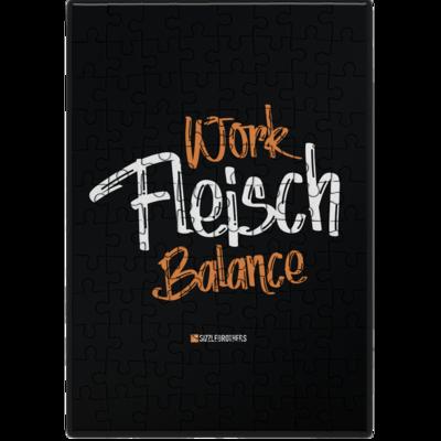 Motiv: Puzzle - Fleisch Balance