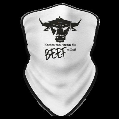 Motiv: Schlauchtuch - Willste Beef?