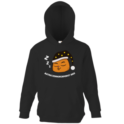 Motiv: Kids Hooded Sweat - Matratzenhorchdienst