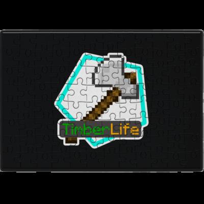 Motiv: Puzzle - Logo