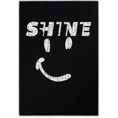 Motiv: Puzzle - Shine smile