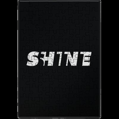 Motiv: Puzzle - Shine classic