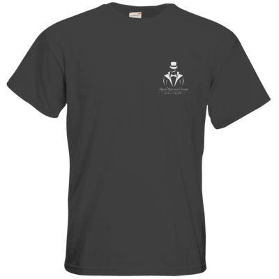 Motiv: T-Shirt Premium FAIR WEAR - Royal Retirement Lounge