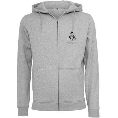 Motiv: Heavy Zip-Hoodie - Royal Retirement Lounge